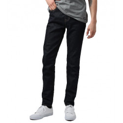 Jean ELEMENT E02 Slim Straight Rigid Indigo