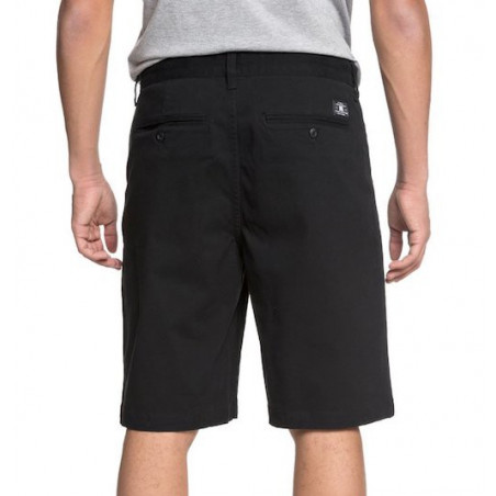 Short DC Worker Relax Black
