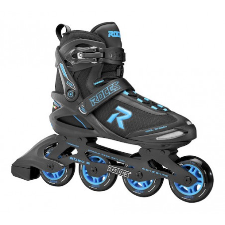 Roller ROCES Sign Black Blue