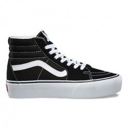 Chaussure Girl VANS SK8 HI Platform Black...