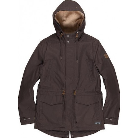 Veste ELEMENT Roghan Chocolate Torte