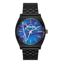 Montre NIXON Time Teller Metallica Ride Lightning