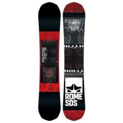 Snowboard ROME Black Jack 2019