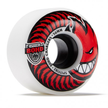 Roues Skateboard SPITFIRE Cruiser 80HD CHGR White