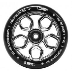 Roue BLUNT Lambo Chrome 120mm