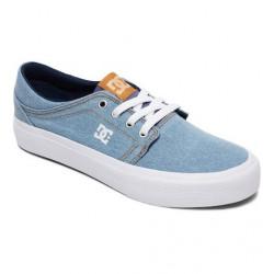 Chaussure Girl DC Trase TX SE Blue White