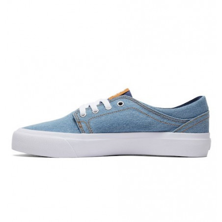 Chaussure Girl DC Trase TX SE Blue White
