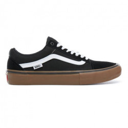 Chaussure VANS Old Skool Pro Black White Gum