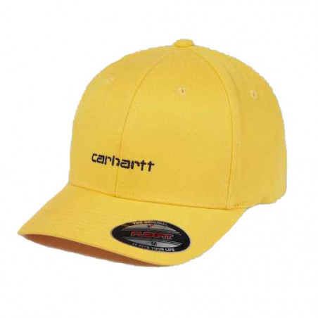 Casquette CARHARTT WIP Script Primula Black