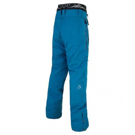 Pantalon PICTURE Naikoon Full Petrol Blue