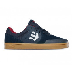 Chaussure Kid ETNIES Marana Navy Gum White