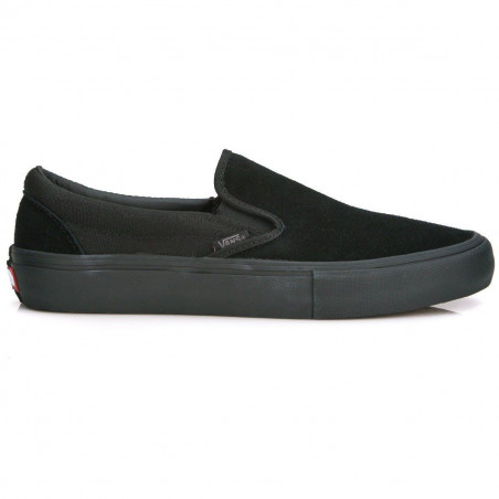 Chaussure VANS Slip-on Pro Blackout