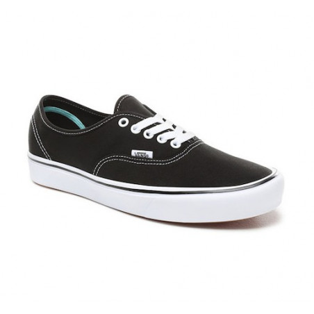 Chaussure VANS Authentic Comfycush Black White