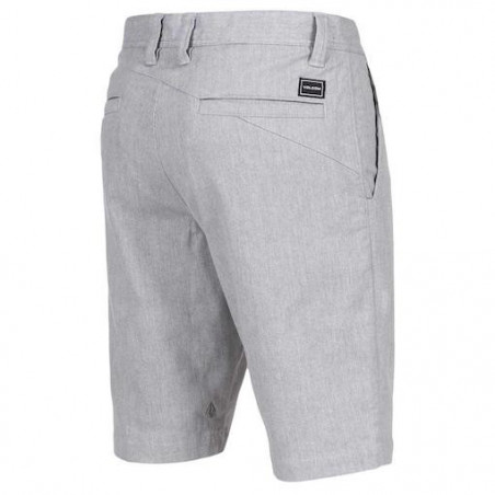 Short VOLCOM Chino Frickin Modern Stretch Grey