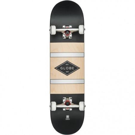 """Skateboard GLOBE G1 Diablo 2 Black Silver 8"""""""