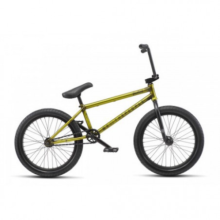 "Bmx WHETHEPEOPLE Justice 20,75"" Trans Yellow 2019"