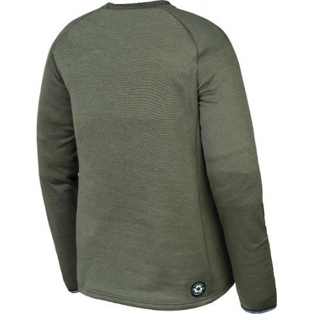 Pull PICTURE Junip Teck Dark Army Green