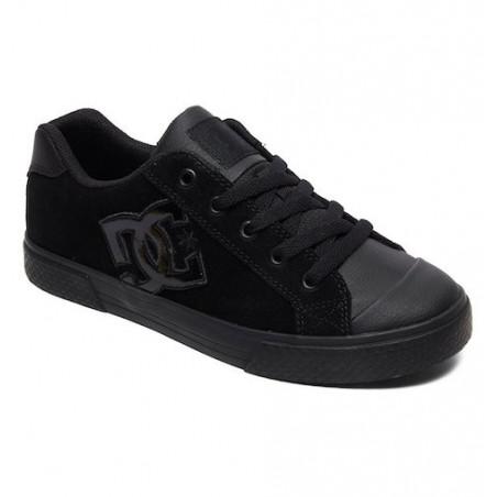 Chaussure Girl DC Chelsea SE Black Black