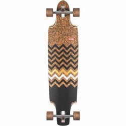 "Longboard GLOBE Spearpoint 40"" Cork Zagged"
