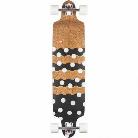 Longboard GLOBE Bannerstone Cork Dots