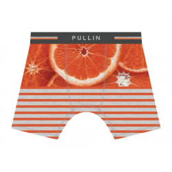 Boxer PULL-IN Fashion 2 Coton Imprimé...