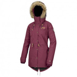 Veste Girl PICTURE Katniss Burgundy