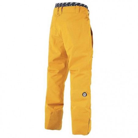 Pantalon PICTURE Object Yellow