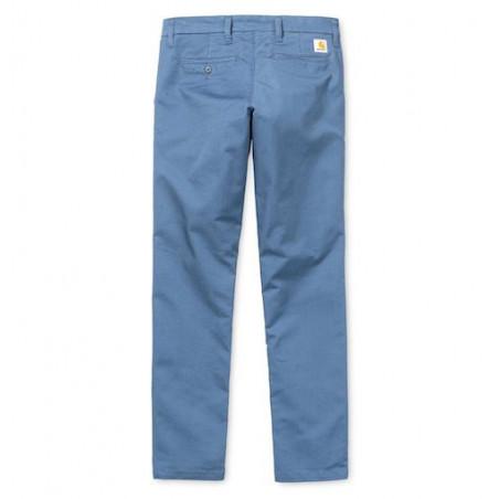 Pantalon CARHARTT WIP Sid Prussian Blue