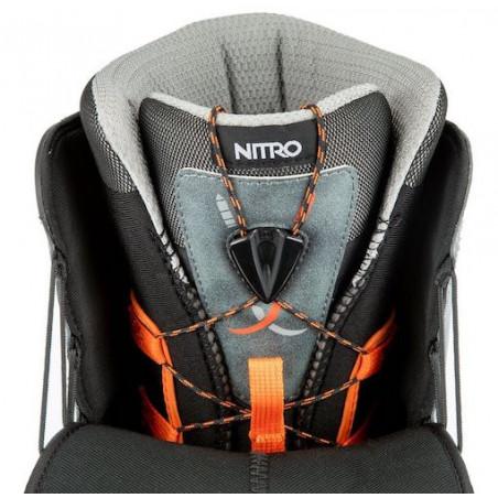 Boots Snowboard NITRO Anthem TLS Charcoal 2020