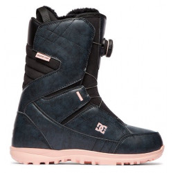 Boots Girl DC Search Black 2020