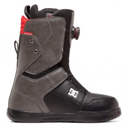 Boots Snowboard DC Scout Boa Grey Black