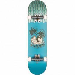 """Skateboard GLOBE G1 8"""" Overgrown Blue"""