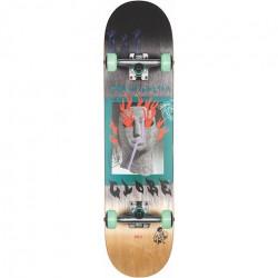 "Skateboard GLOBE G1 7,75"" Firemaker Black Naturaal"
