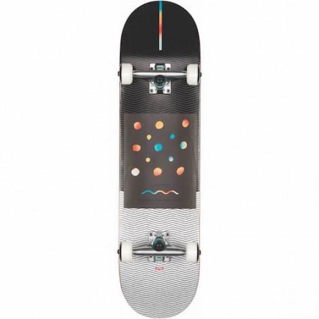 """Skateboard GLOBE G1 Nine Dot Four 8"""" Black White"""