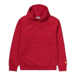 Sweat CARHARTT WIP Chase Etna Red Gold