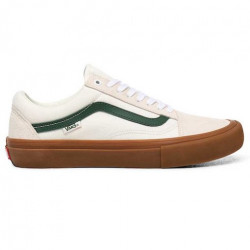 Chaussure VANS Old Skool Pro Marshmallow Alpine