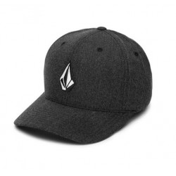 Casquette VOLCOM Full Stone Xfit Charcoal heather