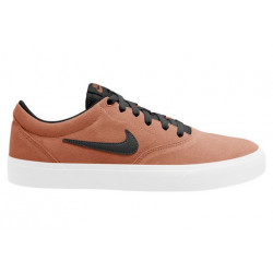 Chaussure NIKE SB Charge Suede Terra Blush Black