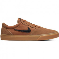Chaussure NIKE SB Chron British Tan Black Gum