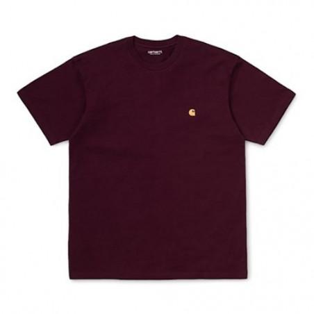 T-shirt CARHARTT WIP Chase Shiraz Gold