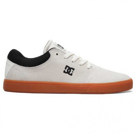 Chaussure DC Crisis Light Grey