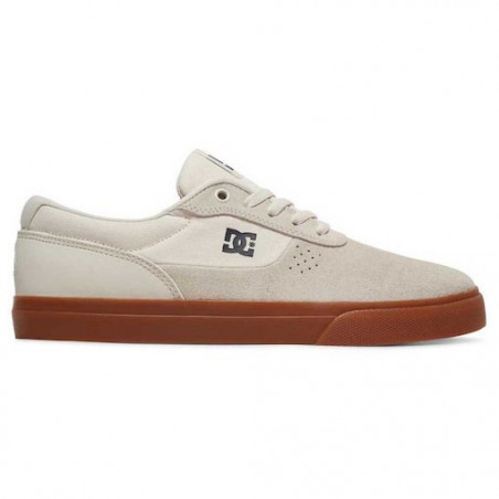 Chaussure DC Switch White white gum