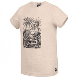 T-shirt PICTURE Paul Beige Melange