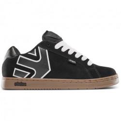 Chaussure ETNIES Fader Black White Gum