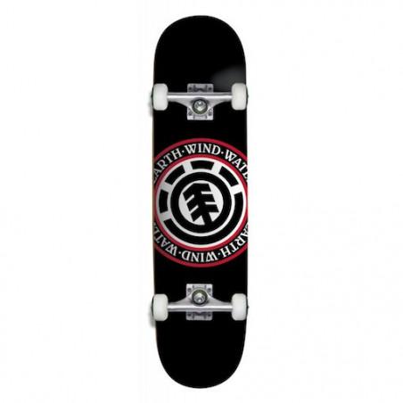 Skateboard ELEMENT Seal Assorted 8