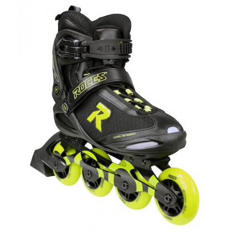 Roller ROCES Pic Tif Black Lime
