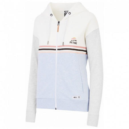 Sweat PICTURE Clarky Light Blue