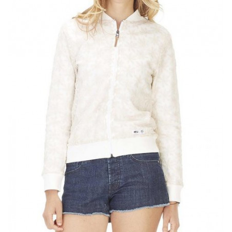 Veste Girl PICTURE Esa White Lace