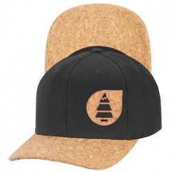 Casquette PICTURE Lines Baseball Black