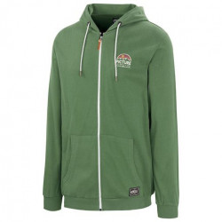 Sweat PICTURE Hamilton Zip Army Green